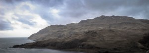 Ben Hiant - The tiniest taste of Ardnamurchan. January 15, 2015