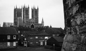 What distinguishes buildings from architecture? Pevsner famously quipped, 'A bicycle shed is a building; Lincoln Cathedral is a piece of architecture.' February 11, 2015