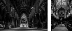 Ruskin claimed 'that the Cathedral of Lincoln is out and out the most precious piece of architecture in the British Isles.'  February 11, 2015
