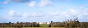 Stowe School from afar (too far it seems for my fixed 28mm lens). March 2, 2015