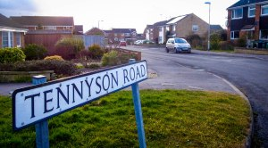 Co-incidence, or something more? Yesterday I wrote about the man, today I pass a street named in his honour in Wootton Bassett. March 8, 2015
